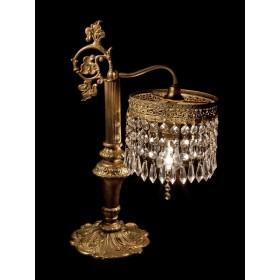 Изящная будуарная лампа Колонна