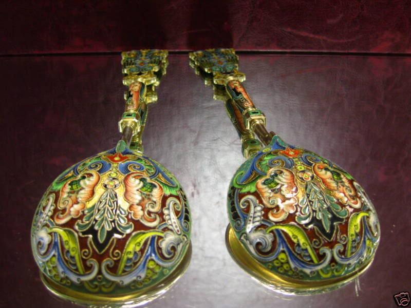 Клейма старинного серебра Нижнего Новгорода