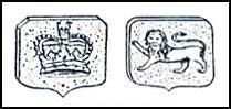 Бирмингемское клеймо, английское серебро