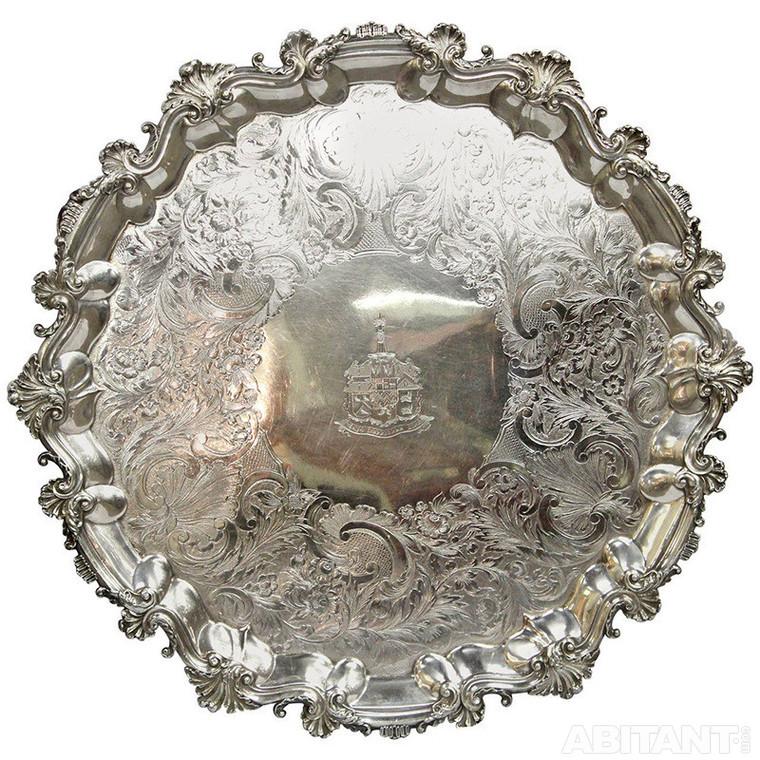 Старинное Шеффилдское серебро