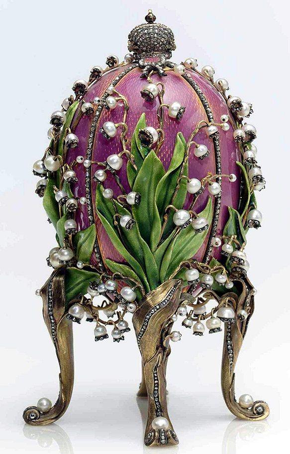 Клейма русского серебра Фаберже