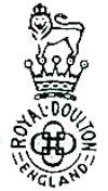 Клейма фарфора Royal Doulton (Королевский Даултон)