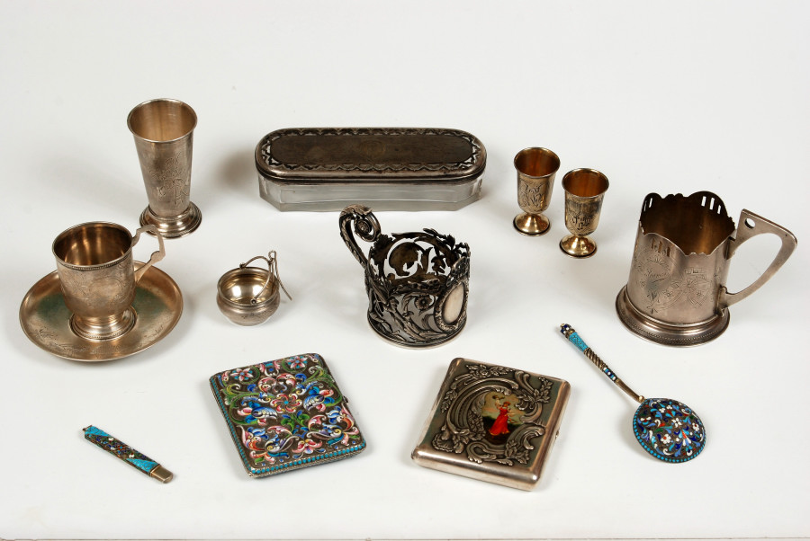 Московская фабрика серебряных изделий Ивана Семёновича